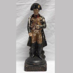 23-10090, Rare chalk full body figure of Napoleon, original surface. $3,950