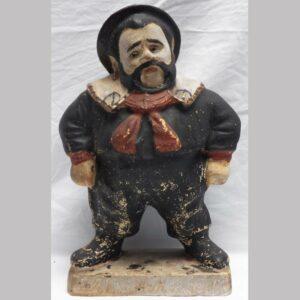 "31-22509, Large figure of a sailor, inscribed ""Salan-Madre"" 1857. $2,950"