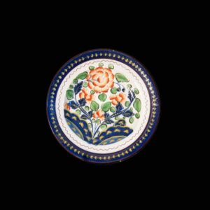 15-25973 Gaudy Dutch Toddy Plate Image