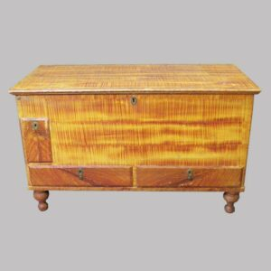 23-9821 PA paint decorated chest Image