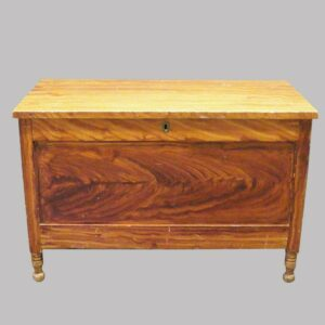 29-20033 Paint Decorated Blanket Chest Image