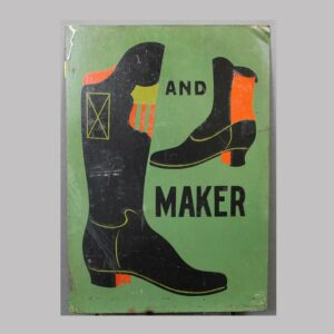 23-10808x Boot Maker Trade Sign Image