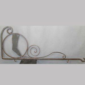 25-11613 Wrought Iron Sign Image