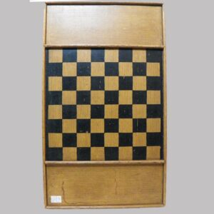 18-32196 Wooden Game Board Image