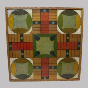 18-32190 Wooden Double Sided Game Board Image