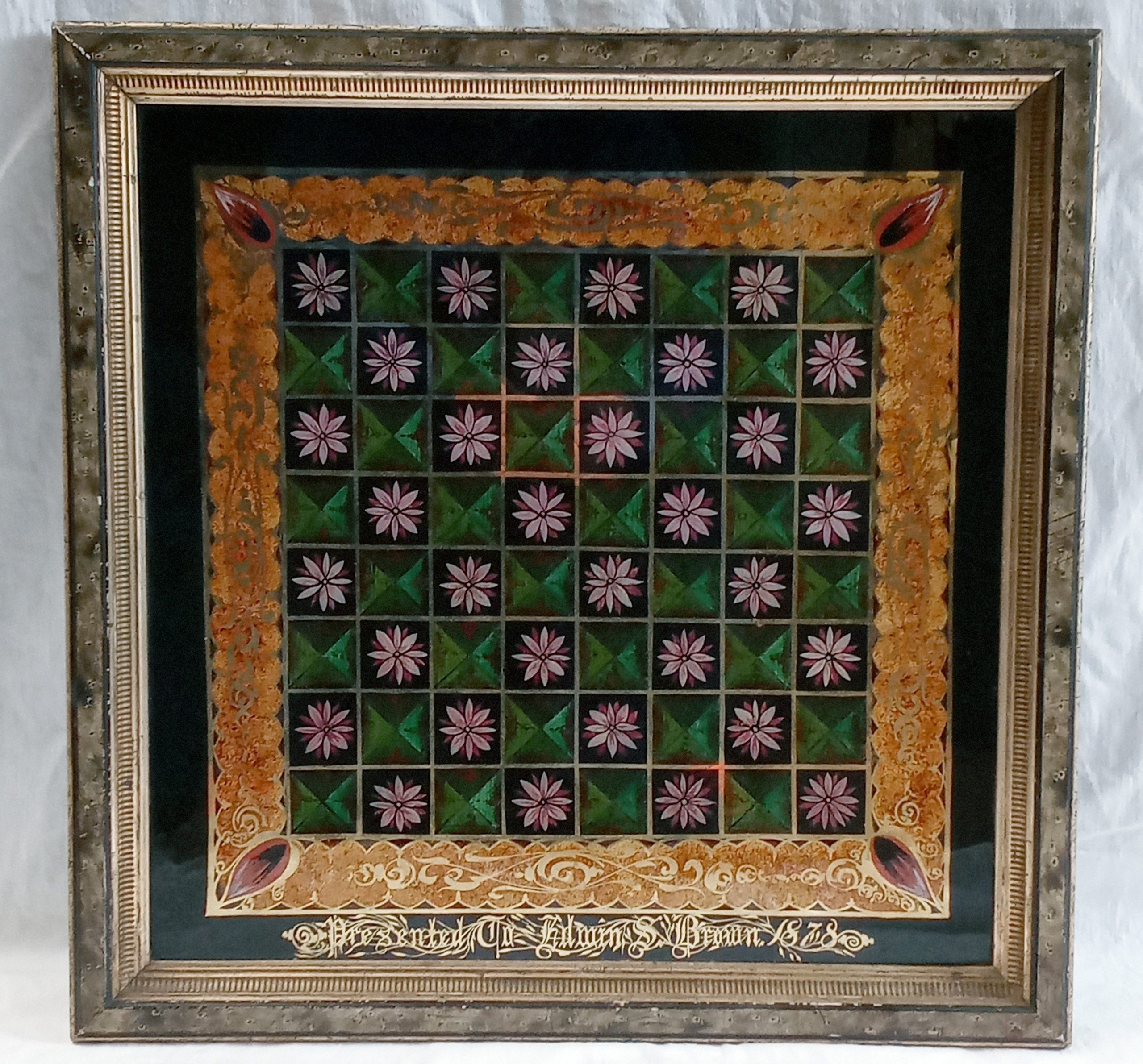 19-33790 Chess Game Board Image