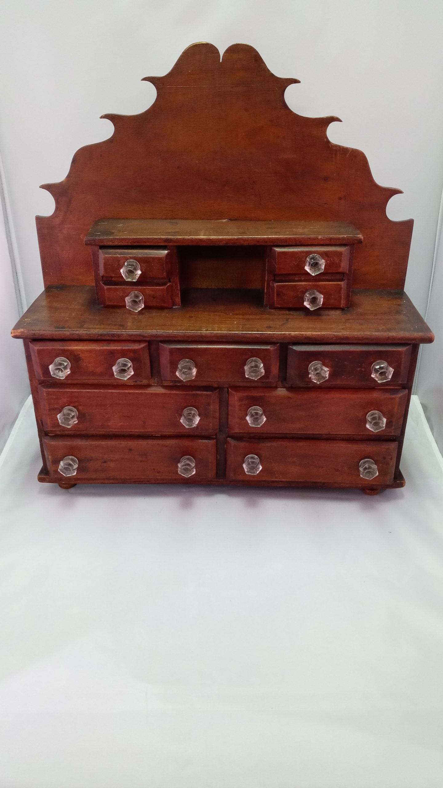 Eleven Drawer Spice Chest Image