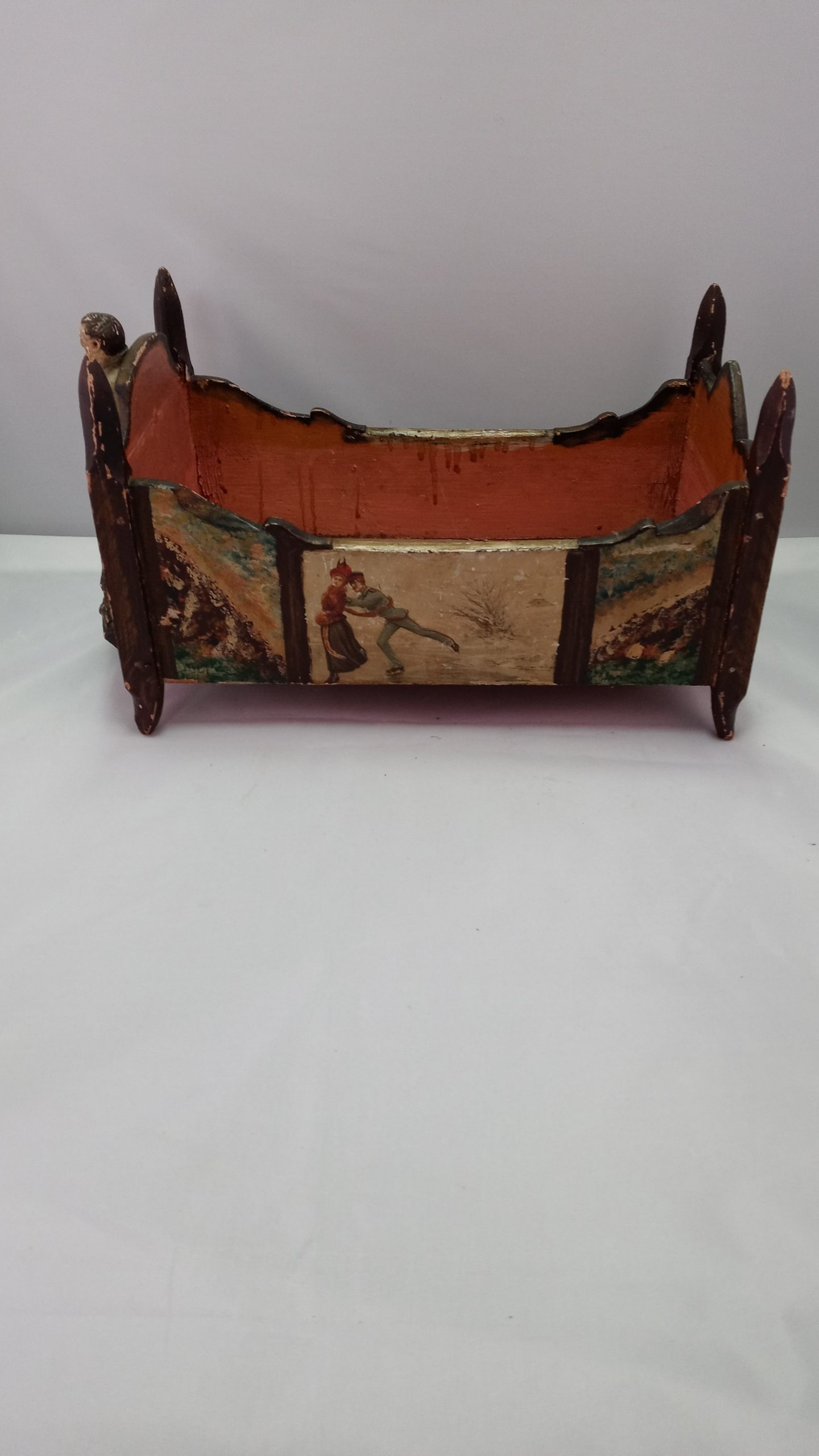15-25504 Childs Doll Bed Image